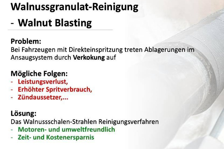 Walnut Blasting